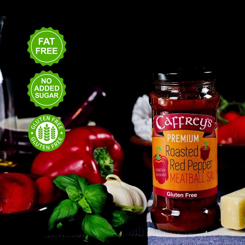 Caffrey's Roasted Red Pepper, no MSG